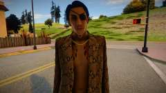 Goro Majima Origin - Yakuza 0 для GTA San Andreas