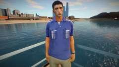 New Sindaco для GTA San Andreas