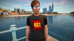 Guy 17 from GTA Online для GTA San Andreas