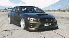 Subaru WRX STI 2015〡add-on для GTA 5