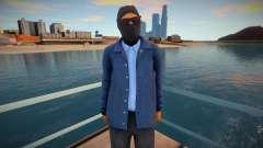 Агент ФБР в маске для GTA San Andreas