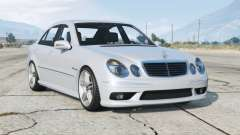 Mercedes-Benz E 55 AMG (W211) 2002 v2.0 для GTA 5