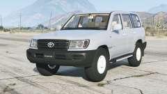 Toyota Land Cruiser GX (J100) 2006〡rims2 для GTA 5