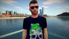 Dude 22 from GTA Online для GTA San Andreas