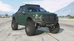 Ford F-150 Raptor 2017〡Project Scorpio Edition〡add-on для GTA 5