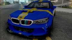 BMW M5 Sidewinder [Fixed] для GTA San Andreas