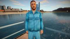 New omyst skin для GTA San Andreas