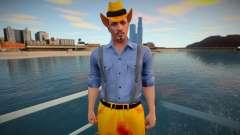 Guy 15 from GTA Online для GTA San Andreas