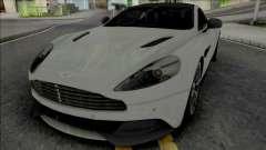 Aston Martin Vanquish (SA Lights)