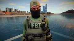 Army agent military equipment для GTA San Andreas