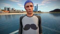 Guy 20 from GTA Online для GTA San Andreas