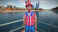 Guy 29 from GTA Online для GTA San Andreas