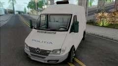 Mercedes-Benz Sprinter Politia