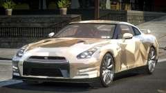 Nissan GT-R U-Style L1 для GTA 4
