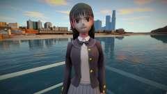 Tsukasa - Anime Girl для GTA San Andreas