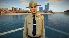 Шериф HD dsher для GTA San Andreas