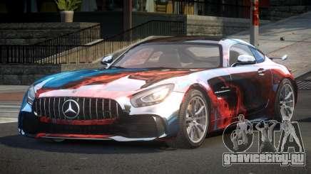 Mercedes-Benz AMG GT Qz S10 для GTA 4