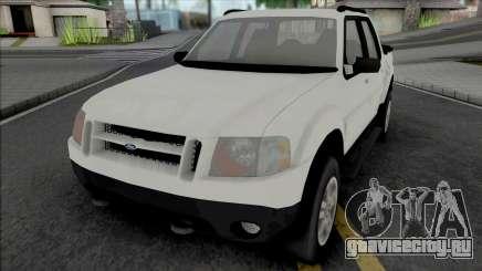 Ford Explorer Sport Trac 2002 (Lifted) для GTA San Andreas