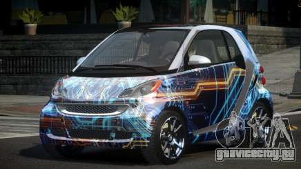 Smart ForTwo GS-U S3 для GTA 4