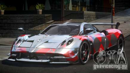 Pagani Huayra PSI-A S6 для GTA 4