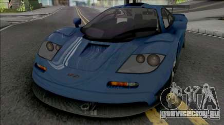 McLaren F1 Shift 2 Edition для GTA San Andreas