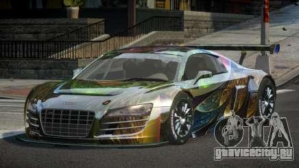Audi R8 US S5 для GTA 4