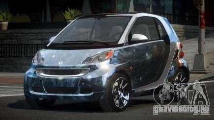 Smart ForTwo GS-U S1 для GTA 4