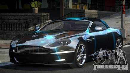 Aston Martin DBS U-Style S10 для GTA 4