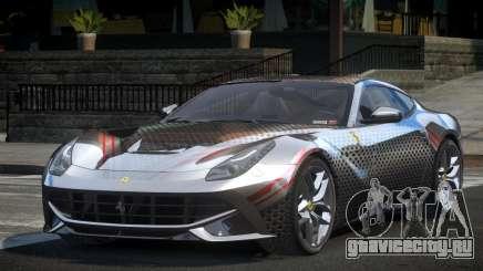 Ferrari F12 BS-R S8 для GTA 4