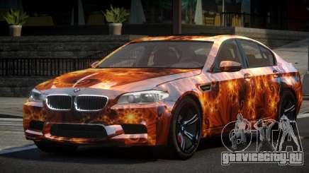 BMW M5 F10 US L1 для GTA 4