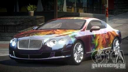 Bentley Continental PSI-R S9 для GTA 4
