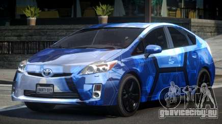 Toyota Prius U-Style S2 для GTA 4