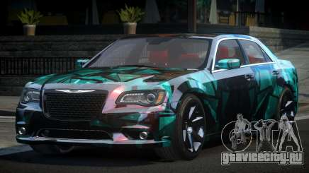 Chrysler 300C SP-R S8 для GTA 4