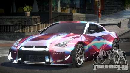 Nissan GS GT-R S4 для GTA 4
