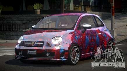Fiat Abarth U-Style S1 для GTA 4