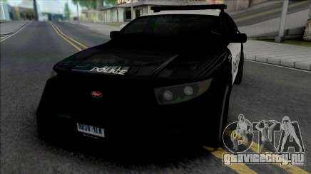 Vapid Torrence Police Los Santos для GTA San Andreas