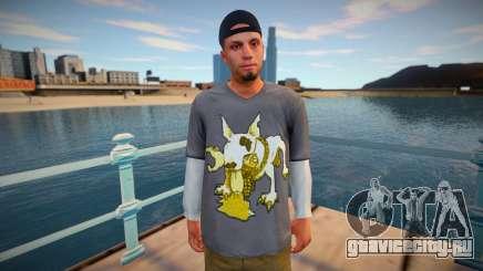 Improved Wmybmx для GTA San Andreas