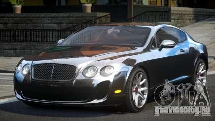 Bentley Continental BS Drift для GTA 4
