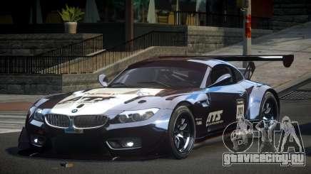 BMW Z4 GT3 US S3 для GTA 4