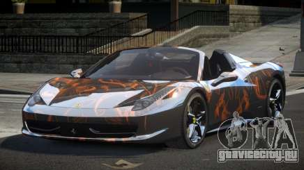 Ferrari 458 BS-S S7 для GTA 4