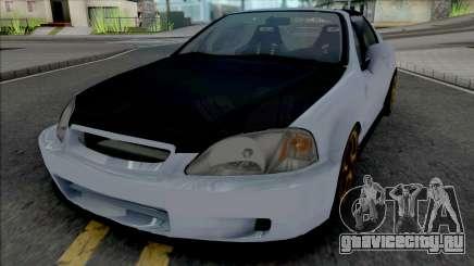 Honda Civic Del Sol Street Racer для GTA San Andreas