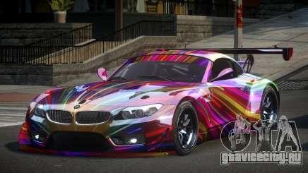 BMW Z4 GT3 US S4 для GTA 4
