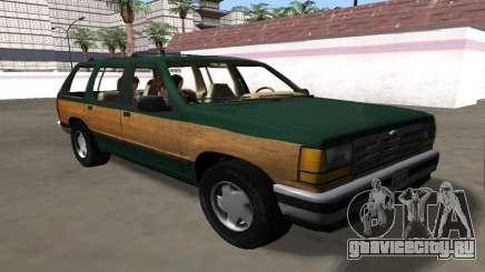 Ford Explorer 1994 Woodside для GTA San Andreas