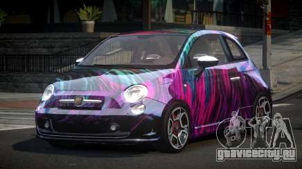 Fiat Abarth U-Style S5 для GTA 4