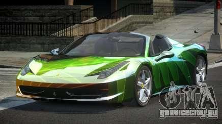 Ferrari 458 BS-S S4 для GTA 4