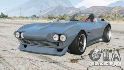 Chevrolet Corvette Grand Sport (C2) 1963〡Fast & Furious Edition〡add-on для GTA 5