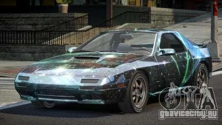 Mazda RX7 Abstraction S8 для GTA 4