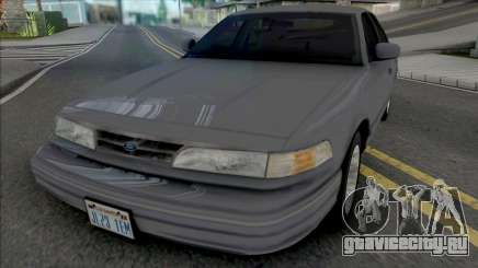 Ford Crown Victoria LX 1996 для GTA San Andreas