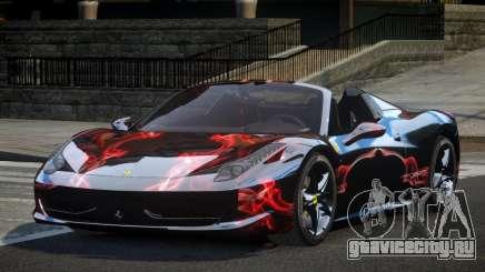 Ferrari 458 BS-S S5 для GTA 4