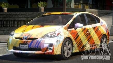 Toyota Prius U-Style S1 для GTA 4
